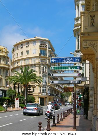 Street Of Monte-carlo