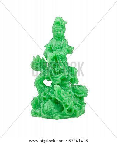 Goddess of mercy- Kuan yin