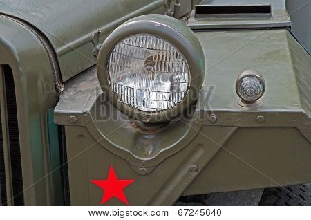 Front Optics Car