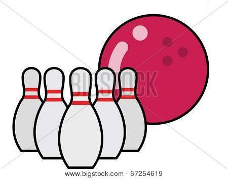 The view of bowling
