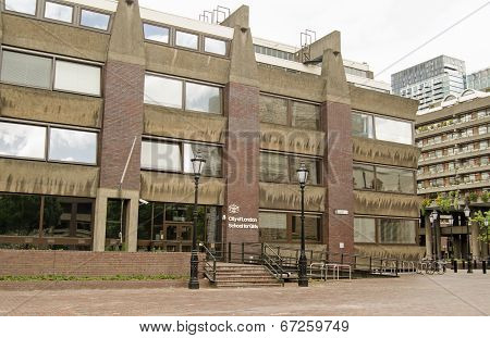 City of London School for Girls, Barbican