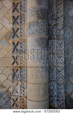 Rioux Church Detail