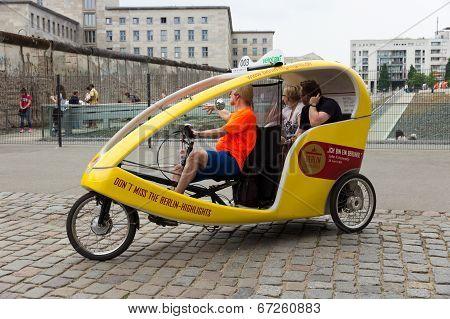 Berlin Taxi Bike