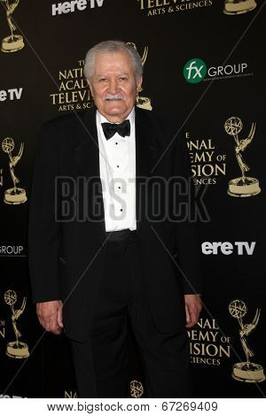LOS ANGELES - JUN 22:  John Aniston at the 2014 Daytime Emmy Awards Arrivals at the Beverly Hilton Hotel on June 22, 2014 in Beverly Hills, CA