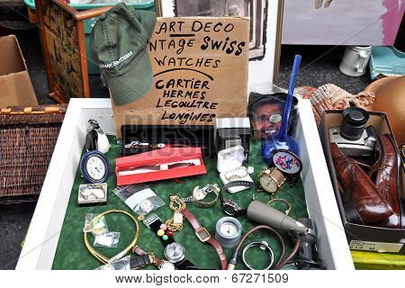 Antiques Garage Flea Market