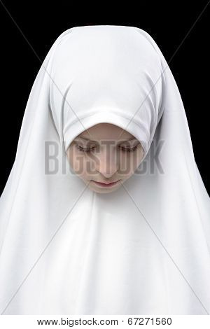 Muslim Girl In Hejab