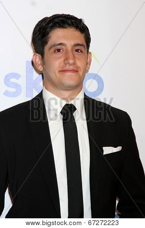 LOS ANGELES - JUN 24:  Wesam Keesh at the 5th Annual Thirst Gala at the Beverly Hilton Hotel on June 24, 2014 in Beverly Hills, CA