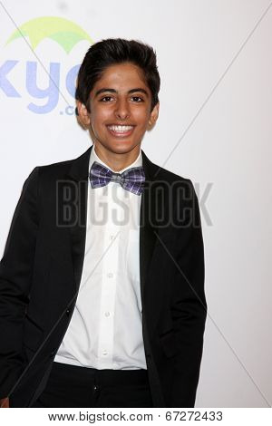 LOS ANGELES - JUN 24:  Karan Brar at the 5th Annual Thirst Gala at the Beverly Hilton Hotel on June 24, 2014 in Beverly Hills, CA