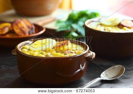 Ecuadorian Fanesca Soup