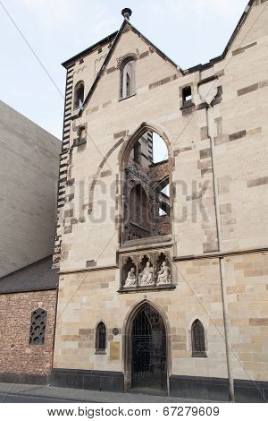 Parish Church Alt St. Alban In Cologne
