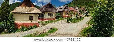 Vlkolinec Village, Slovakia (unesco)