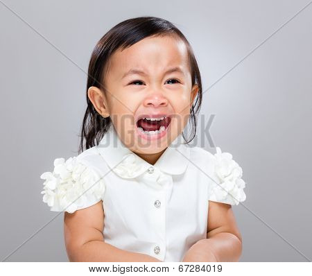 Baby scream