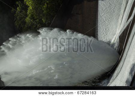 Hyrdo Water Release