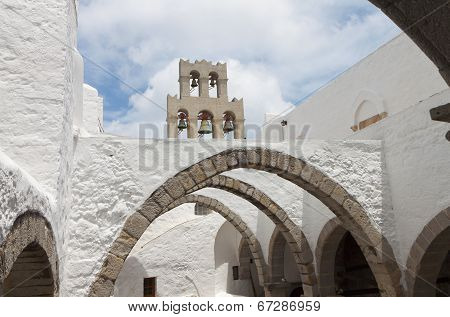 Monastery of St. John, Patmos, Greece