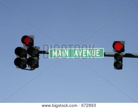 Main - Stop