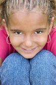 picture of cute little girl  - Beautiful Little Girl - JPG