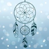 picture of dream-catcher  - Dream catcher - JPG