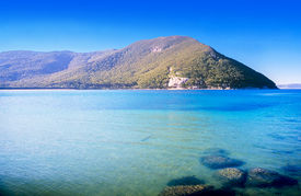 pic of promontory  - Tropical water crystal clear in Wilsons Promontory Australia - JPG
