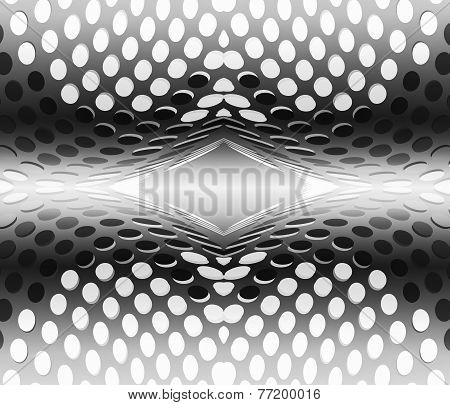 Geometric Abstract Modern Backgrounds Black