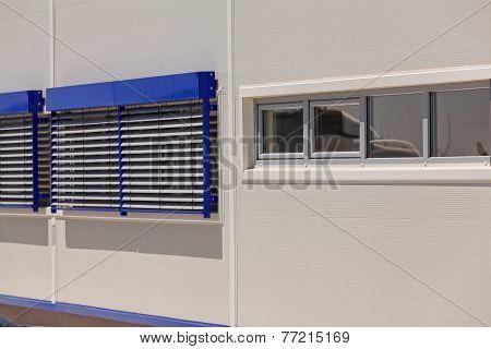 Aluminum Facade