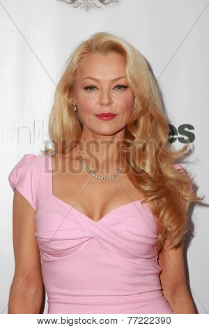 LOS ANGELES - NOV 8:  Charlotte Ross at the 3rd Annual Unlikely Heroes Awards Dinner And Gala at the Sofitel Hotel on November 8, 2014 in Beverly Hills, CA