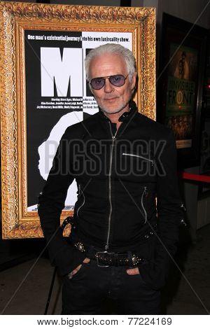 LOS ANGELES - NOV 21:  Michael Des Barres at the
