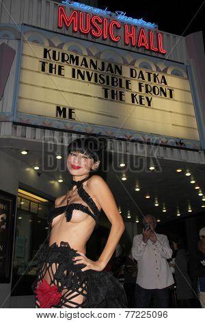 LOS ANGELES - NOV 21:  Bai Ling at the
