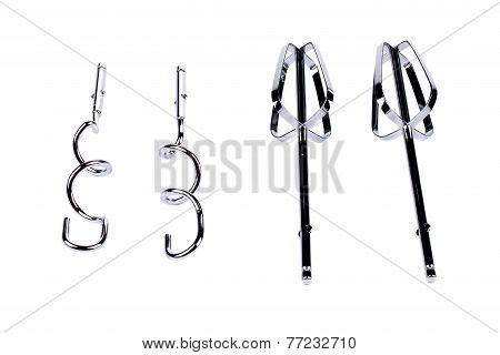 Beaters for hand mixer.