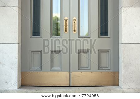 City Hall Doors