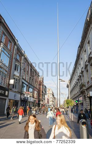 People On Henry Street
