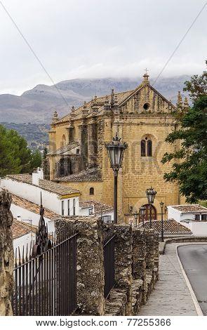 Holy Spirit Church, Ronda,spain