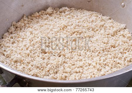 Ground Maize For Tamales