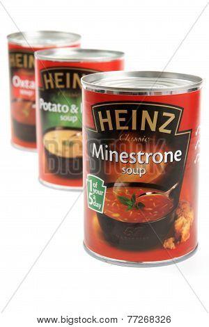 Heinz Soups