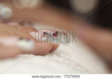 Detail Of Nail