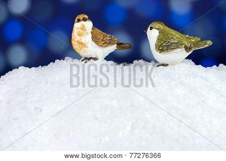 Christmas Winter Robin