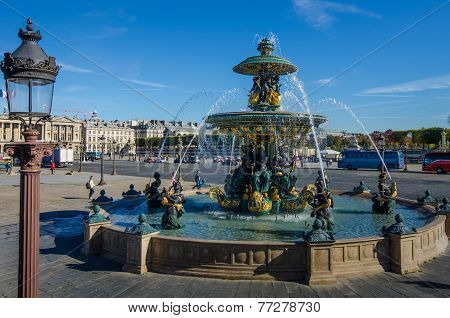 Place de la Concorde in Paris