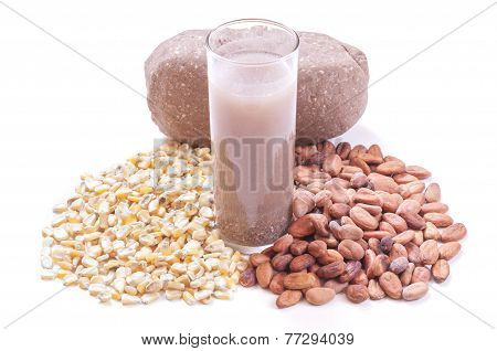 Pozol Beverage And Ingredients