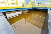 foto of defecate  - Rainwater treatment plant  - JPG