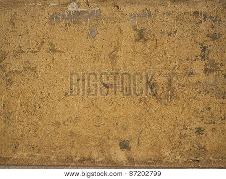 Cracked Stone Wall Texture Background