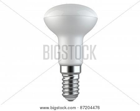 Modern Led Lamp. Eco Energy Concept