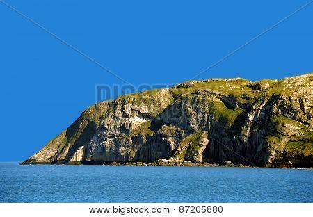 Llandudno Little Orme in North Wales