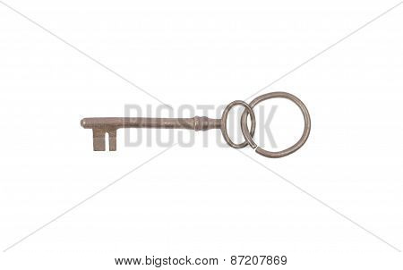 Key With Ring