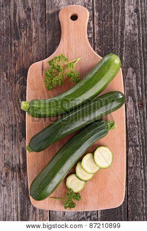 zucchini on board