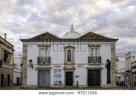 Church Of Nossa Senhora Da Soledade, Municipal Museum Entry.