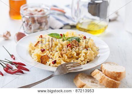 Spaghetti Putanesca