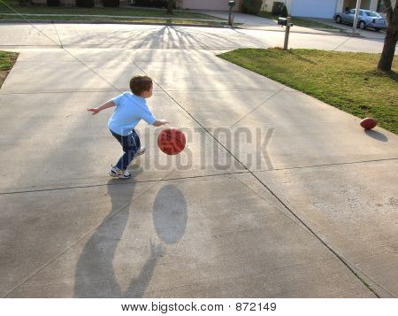 Playing Ball