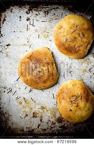 Homemade Potato  Focaccia