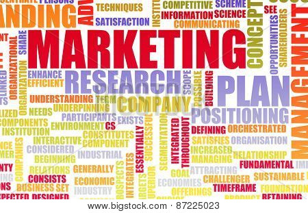 Marketing Research as a Business Concept Abstract