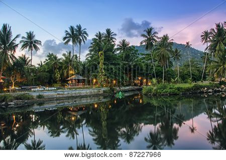 Ko Samui In The Evening