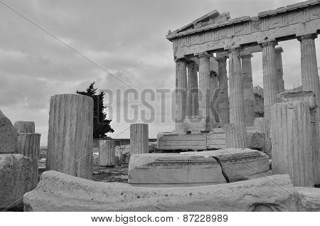 View of Parthenon